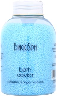 BingoSpa Collagen & Oligominerals Badeperlen