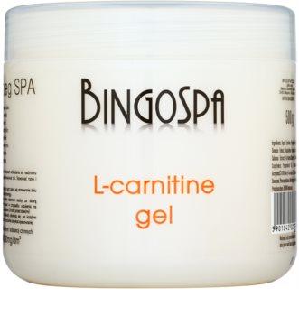 BingoSpa L- Carnitine abnehmendes Körpergel