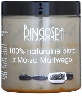 BingoSpa Mud 100 % natürlicher Schlamm aus dem Toten Meer für Gesicht, Körper und Haare