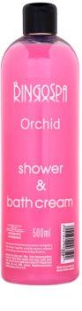 BingoSpa Orchid Creme-Gel für Bad und Dusche