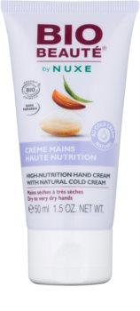 Bio Beauté by Nuxe High Nutrition krem do rąk z cold cream