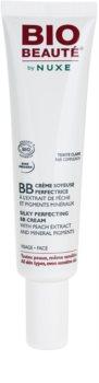 Bio Beauté by Nuxe Skin-Perfecting BB creme  com extrato de pêssego e pigmentos minerais