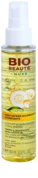 Bio Beauté by Nuxe Body тонизиращо и подхранващо масло с екстракти от корсикански лимон и ботанично масло
