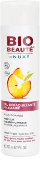 Bio Beauté by Nuxe Cleansing acqua micellare detergente con acqua d'arancia