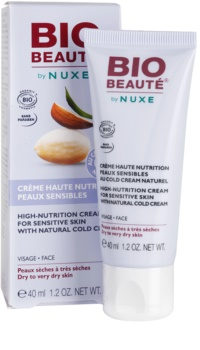 Bio Beauté by Nuxe High Nutrition hranjiva krema sadrži Cold Cream