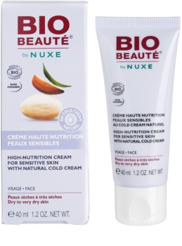 Bio Beauté by Nuxe High Nutrition crème nourrissante riche en Cold Cream