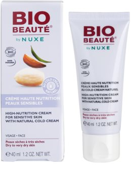 Bio Beauté by Nuxe High Nutrition Nutritive Cream With Cold Cream