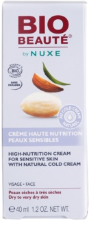 Bio Beauté by Nuxe High Nutrition crema nutriente con Cold Cream