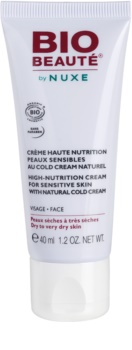 Bio Beauté by Nuxe High Nutrition crème nourrissante riche en Cold Cream