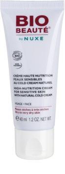 Bio Beauté by Nuxe High Nutrition výživný krém s obsahom cold cream