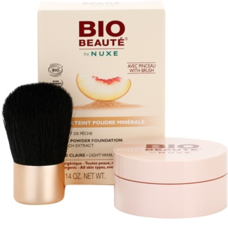 Bio Beauté by Nuxe Mineral мінеральна пудра