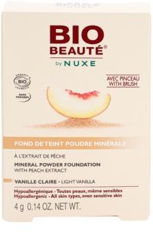Bio Beauté by Nuxe Mineral pudra pentru make up cu minerale