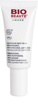 Bio Beauté by Nuxe Moisturizers energizující péče na oční okolí s buňkami z klementinek