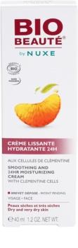 Bio Beauté by Nuxe Moisturizers crema idratante emolliente con cellule di clementina