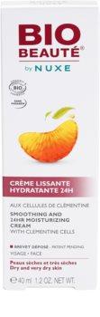 Bio Beauté by Nuxe Moisturizers hydratačný zjemňujúci krém s bunkami z klementíniek