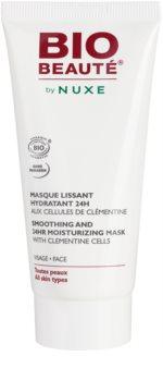 Bio Beauté by Nuxe Moisturizers hydratační vyhlazující maska s dužinou z klementinek