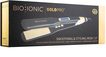 Bio Ionic GoldPro Smoothing & Styling Iron prostownica do włosów