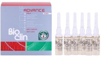 Bioclin Phydrium Advance ampulky proti padání vlasů pro muže