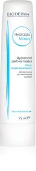 Bioderma Hydrabio Masque maschera idratante e nutriente per pelli sensibili e molto secche