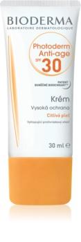 Bioderma Photoderm Anti-Age Sonnencreme fürs Gesicht SPF 30