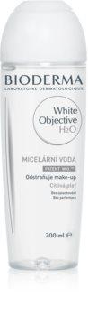 Bioderma White Objective čistilna micelarna voda proti pigmentnim madežem