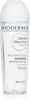 Bioderma White Objective eau micellaire nettoyante anti-taches pigmentaires