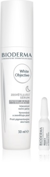 Bioderma White Objective nočné rozjasňujúce sérum proti pigmentovým škvrnám