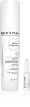 Bioderma White Objective ser de noapte cu efect radiant impotriva petelor