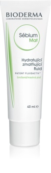 Bioderma Sébium Mat Fluid for Oily and Combiantion Skin