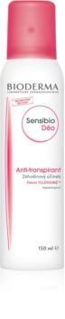 Bioderma Créaline Deo anti-transpirant pour peaux sensibles