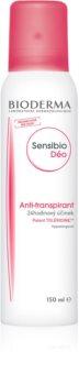 Bioderma Sensibio Deo antitranspirante para pele sensível