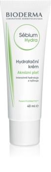 Bioderma Sébium Hydra Feuchtigkeitscreme für fettige Haut