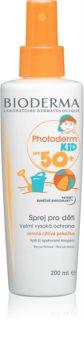 Bioderma Photoderm Kid ochranný sprej pre deti SPF 50+