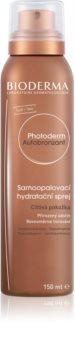 Bioderma Photoderm Autobronzant Spray för att bli brun för känslig hud