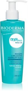 Bioderma ABC Derm Huile Douceur aceite corporal para niños