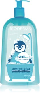 Bioderma ABC Derm Moussant gel de ducha para niños