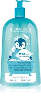 Bioderma ABC Derm Moussant gel doccia per bambini