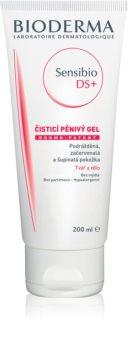 Bioderma Sensibio DS+ gel de limpeza para pele sensível