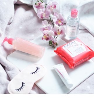 Bioderma Sensibio H2O toalhitas de limpeza para pele sensível