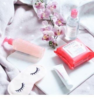 Bioderma Sensibio H2O почистващи кърпички за чувствителна кожа на лицето