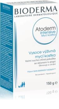Bioderma Atoderm Nutritive savon nettoyant pour peaux sèches à très sèches