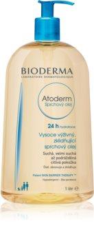 Bioderma Atoderm εντατικά θρεπτικό καταπραϋντικό λάδι για ντους για ξηρό και ερεθισμένο δέρμα