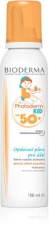 Bioderma Photoderm Kid pena na opaľovanie pre deti SPF 50+