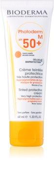 Bioderma Photoderm M Beschermende Getinte Crème tegen Pigmentvlekken  SPF 50+