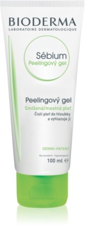 Bioderma Sébium Cleansing Peeling for Combiantion and Oily Skin