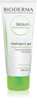 Bioderma Sébium очищуючий пілінг   для комбінованої та жирної шкіри