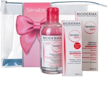 Bioderma Sensibio H2O Cosmetica Set  II. (voor Gevoelige Huid en Ogen )