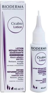 Bioderma Cicabio Lotion відновлюючий догляд проти подразнення та свербіння шкіри