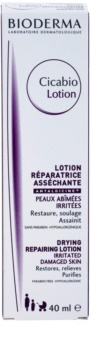 Bioderma Cicabio Lotion Regenerating Treatment Against Irritation And Itching