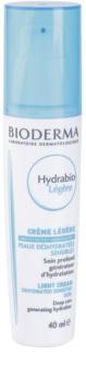 Bioderma Hydrabio Légere Hautcreme für dehydrierte Haut